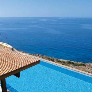 Elies Villa (Rhodes), Greece 6
