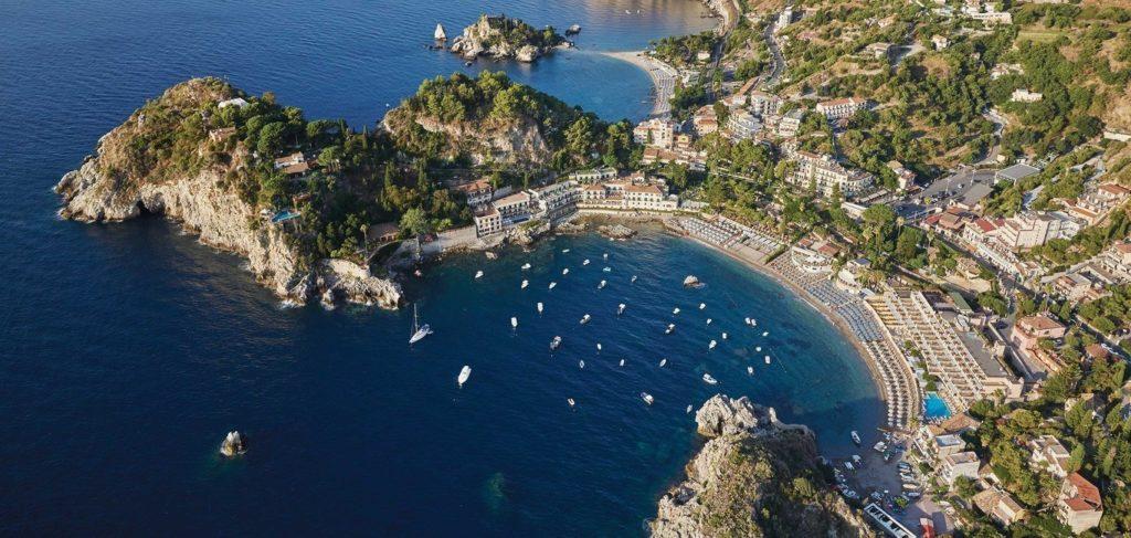 Belmond Hotel Villa Sant Andrea Sicily Italy Infinity