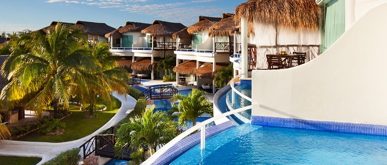 El Dorado Casitas Royale Mexico Infinity Pools