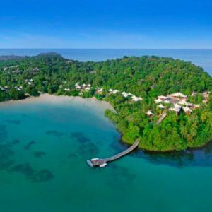 Soneva Kiri Villas Resort, Thailand 1