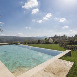 Villa Le Barone, Italy 4