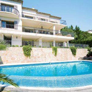 Joucadou Villa (Cote d'Azur), France 1