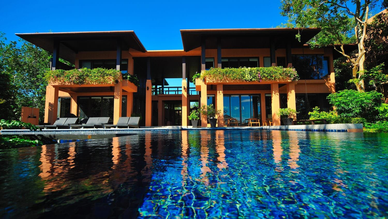 Sri Panwa Hotel Phuket Thailand Infinity Pools