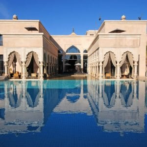Palais Namaskar, Morocco Image