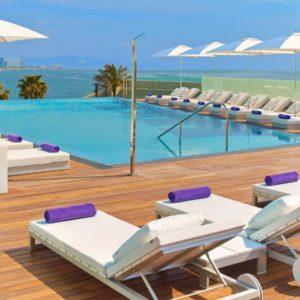 W Hotel Barcelona, Spain 2
