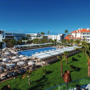 Hotel Riu Arecas (Tenerife), Spain 1