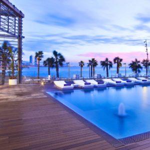 W Hotel Barcelona, Spain 6