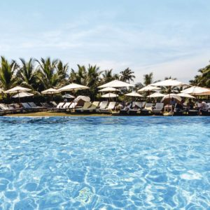 The O Resort and Spa Hotel, (Candolim) India 1