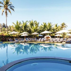 The O Resort and Spa Hotel, (Candolim) India 3