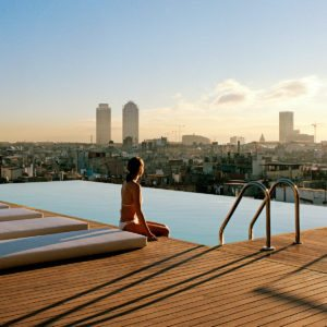 Grand Hotel Central Barcelona, Spain 5