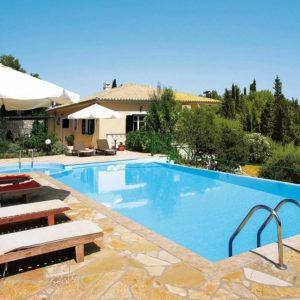 Villa Tassos (Korfu), Griechenland 2