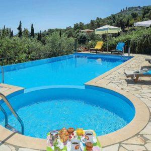 Villa Tassos (Korfu), Griechenland Image