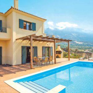 Villa Stamo (Kefalonia), Greece 1