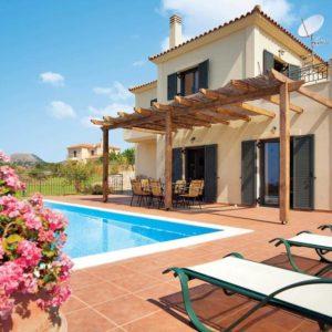 Villa Stamo (Kefalonia), Greece 2