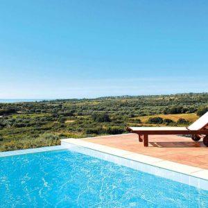 Villa Stamo (Kefalonia), Greece Image