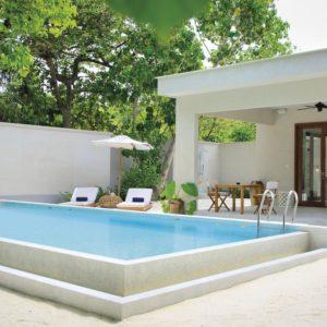 Amilla Fushi Resort, (Baa Atoll) Maldives 6