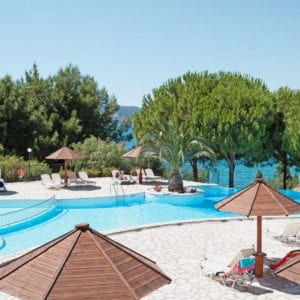 Vounaki Beachclub, (Paleros) Greece 1