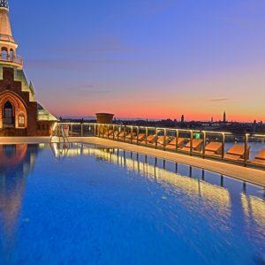 Hilton Molino Stucky, (Venice) Italy 1