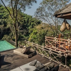 Four Seasons Tented Camp Golden Triangle, Thailand 1