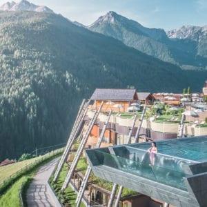 Hotel Hubertus (Valdaora), Italien Image