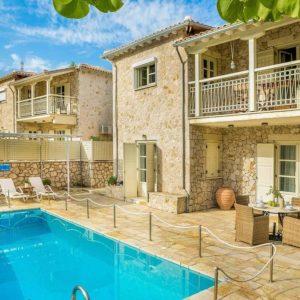 Villa Athina (Lefkas), Greece 1