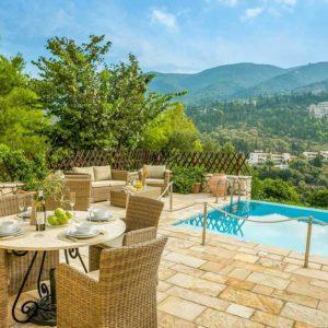 Villa Athina (Lefkas), Greece 2
