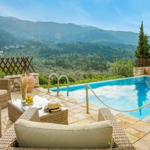 Villa Athina (Lefkas), Greece Image