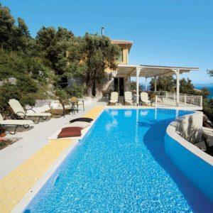 Villa Anemus (Lefkas), Griechenland 1