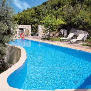 Villa Anemus (Lefkas), Greece Image