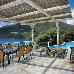 Villa Anemus (Lefkas), Griechenland 3