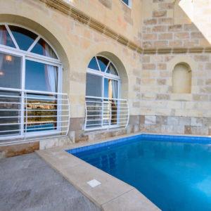 Villa Stella Maris (Gozo), Malta 2