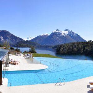 Llao Llao Hotel (Bariloche), Argentinien Image