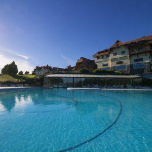 Llao Llao Hotel (Bariloche), Argentinien 3